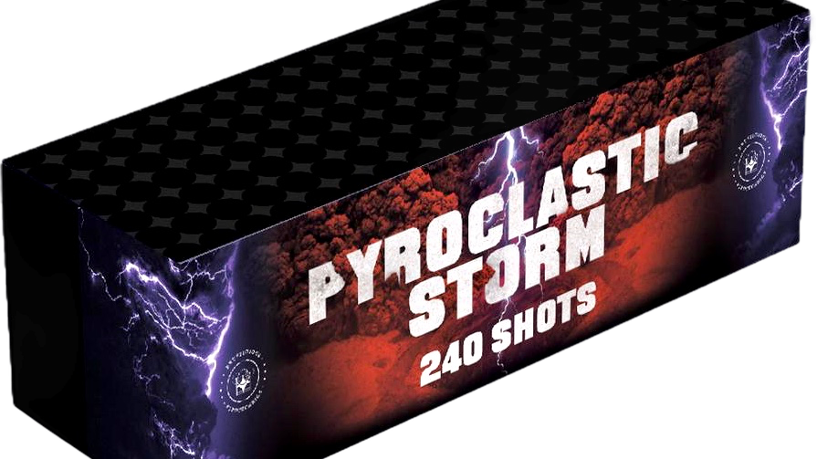 Prestigious Pyrotechnics Pyroclastic Storm