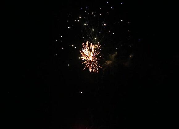 Hallmark Fireworks Critical Mass