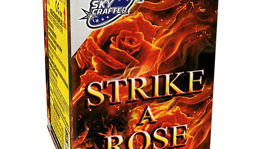 Sky Crafter Strike A Rose Buy One Get one Free