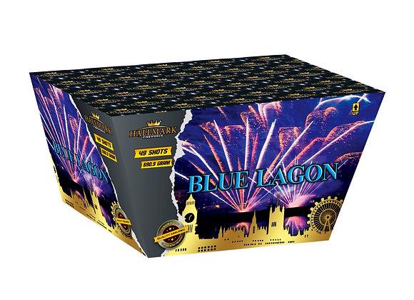 Hallmark Fireworks Blue Lagoon