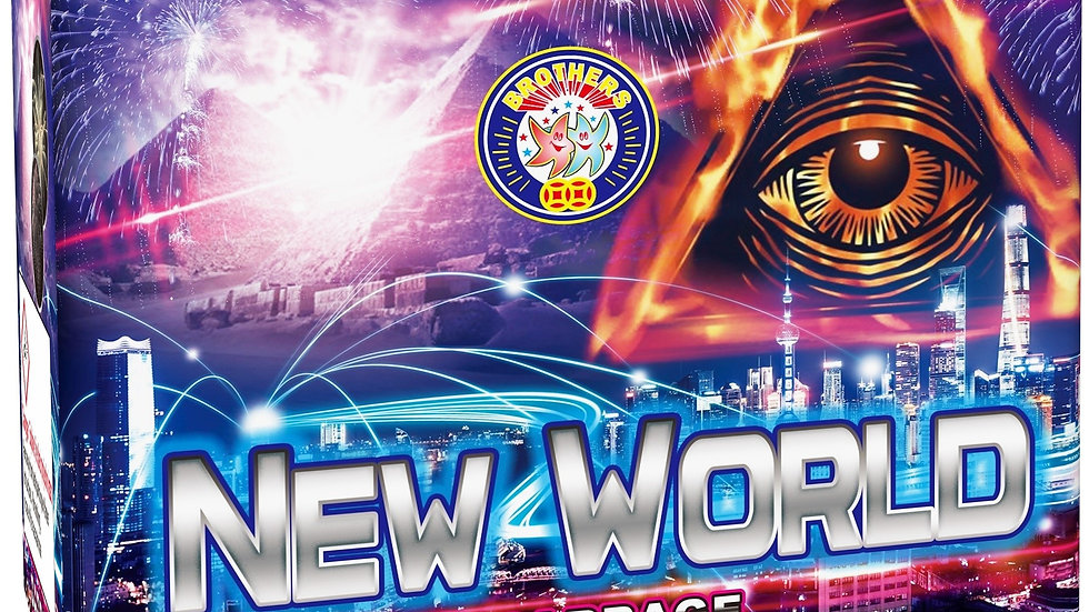 Brothers Pyrotechnics Surprise And New World