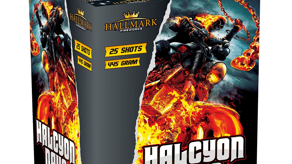 Hallmark Fireworks Halcyon Days