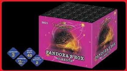 Hallmark Fireworks Pandoras Box