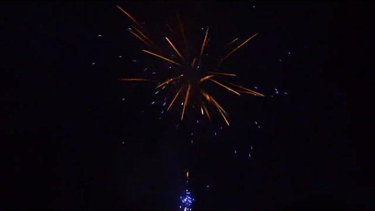Hallmark Fireworks Power House
