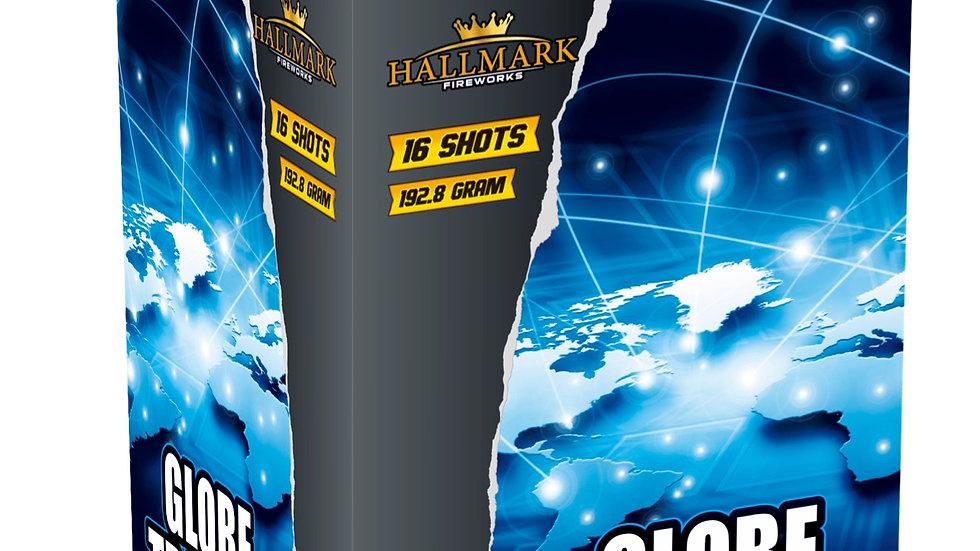 Hallmark Fireworks Globe Trotter