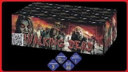 Hallmark Fireworks Walking Dead Compound