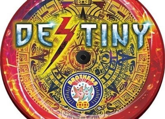Brothers Pyrotechnics Destiny Catherine Wheel