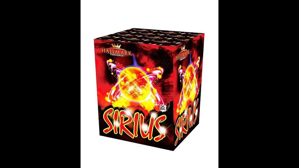 Hallmark Fireworks Sirius Baby Gender Reveal Girl