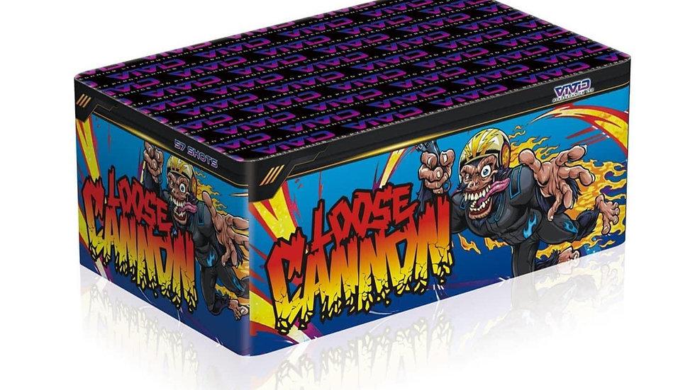 Vivid Pyrotechnics Loose Cannon