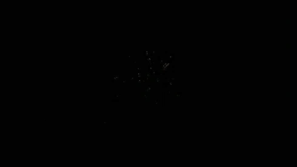 Hallmark Fireworks Ghost