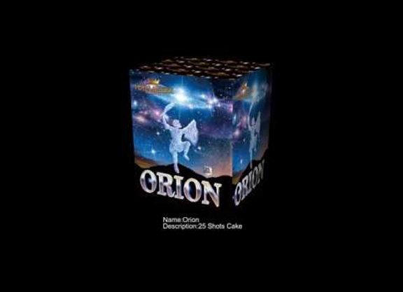 Hallmark Fireworks Baby Gender Reveal Orion Boy