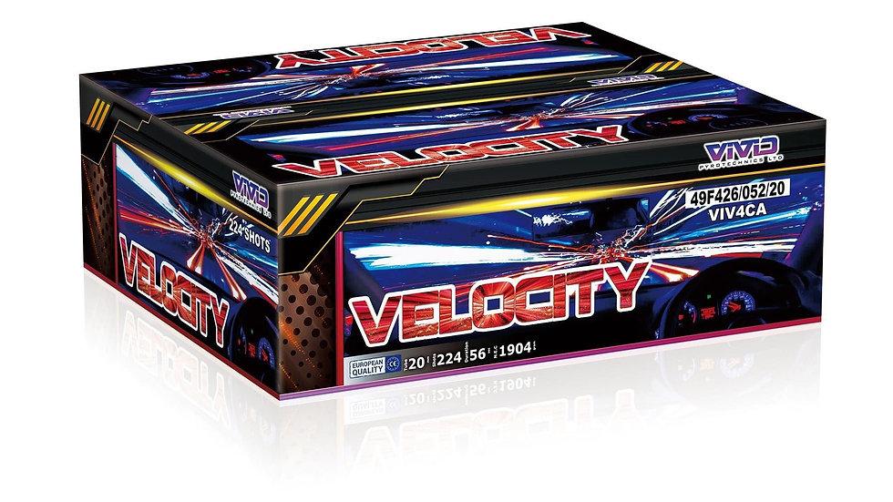 Vivid Pyrotechnics Velocity
