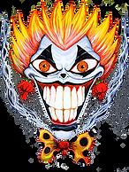 klowns on fire logo.png