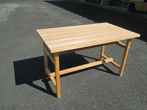 杉の無垢材で作る学習机 DIY.JPG