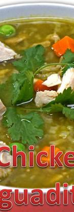 Aguadito - Homemade Green Chicken Soup