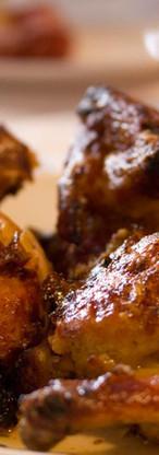 Peruvian Charcoal Broiled Chicken - Pollo Ala Brasa