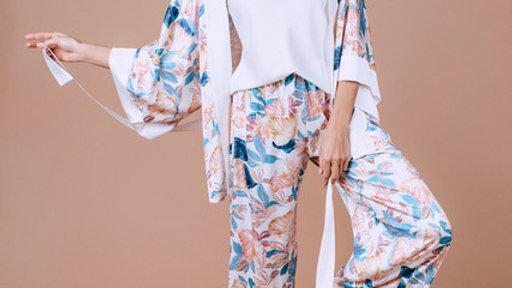 Piżama DARLING 3-częściowa