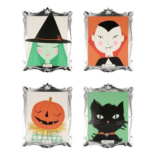 24 invités - Happy box Halloween