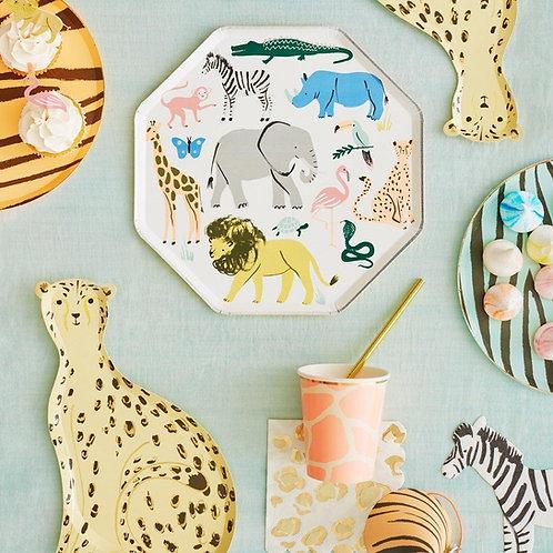 24 invités - Happy box safari