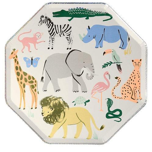 32 invités - Happy box safari