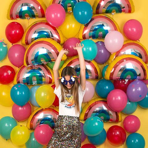 Guirlande de ballons - licorne