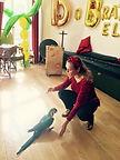 Organisation de fêtes pour enfants