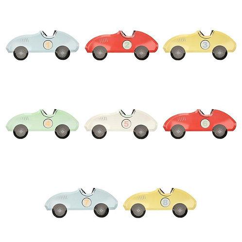 8 invités - Happy box voiture