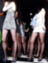 삼사산동풀싸롱 초이스장면