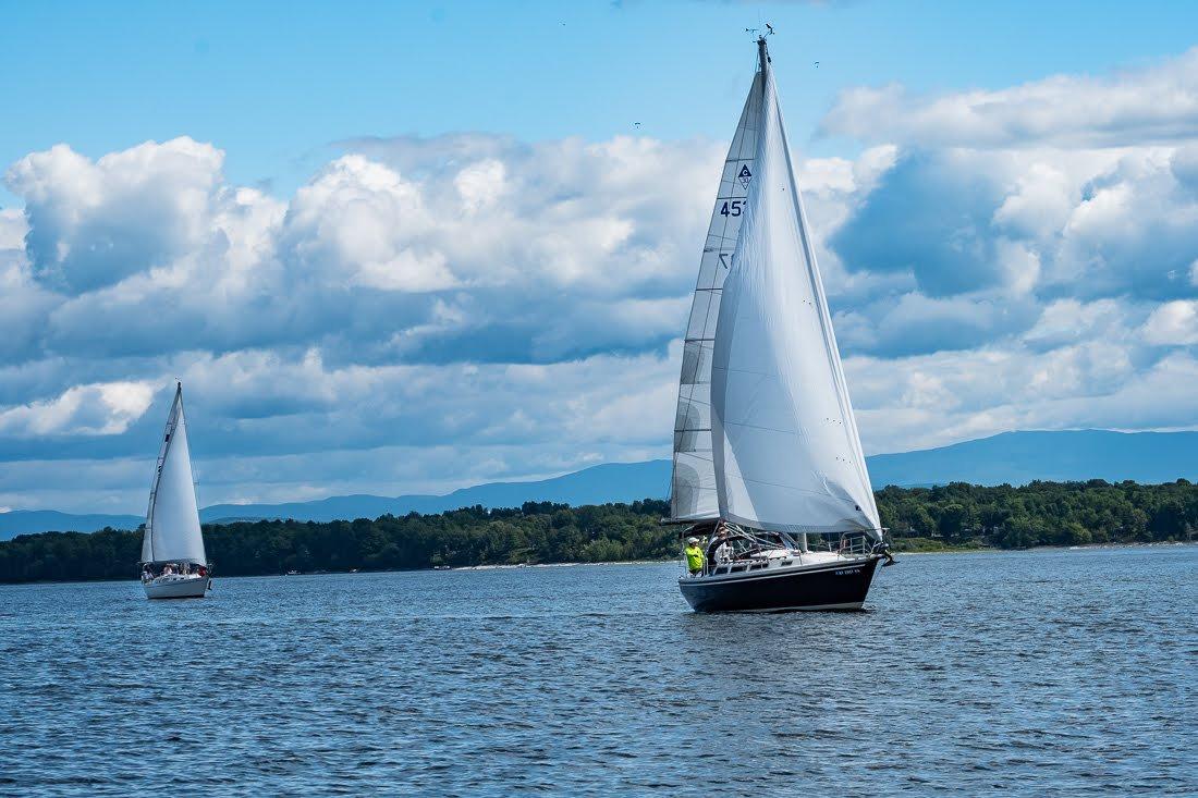 Learn to Sail Champlain