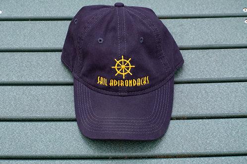 Navy Sail ADK Hat