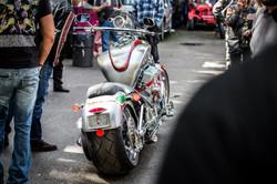 V8 Vanquish Motorcycle