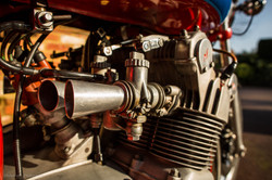 MVAGUSTA ENGINE