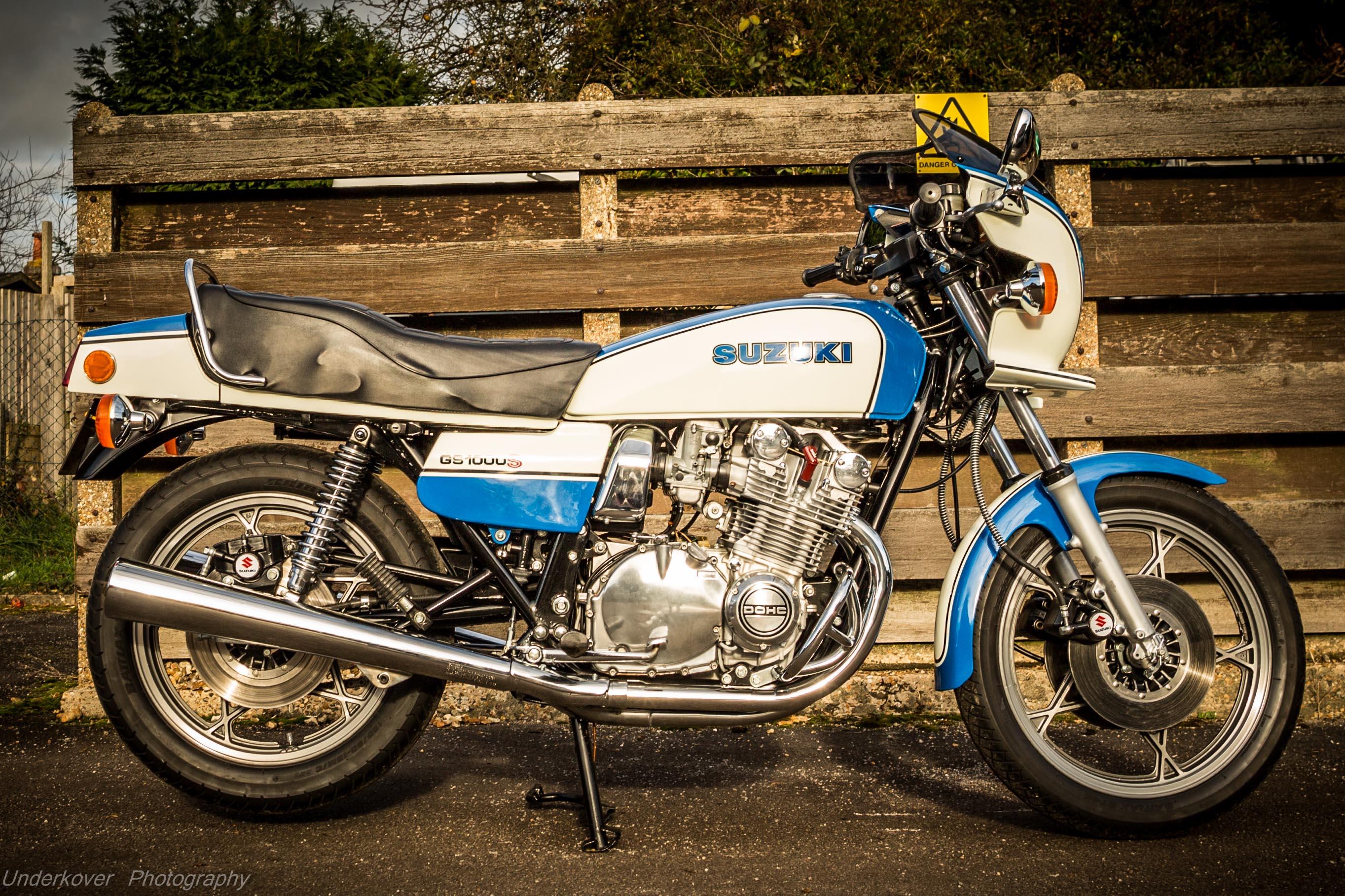 1979 Suzuki GS1000S