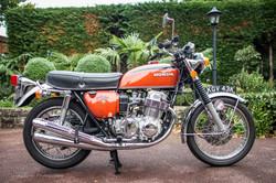 1972 Honda CB750 K2
