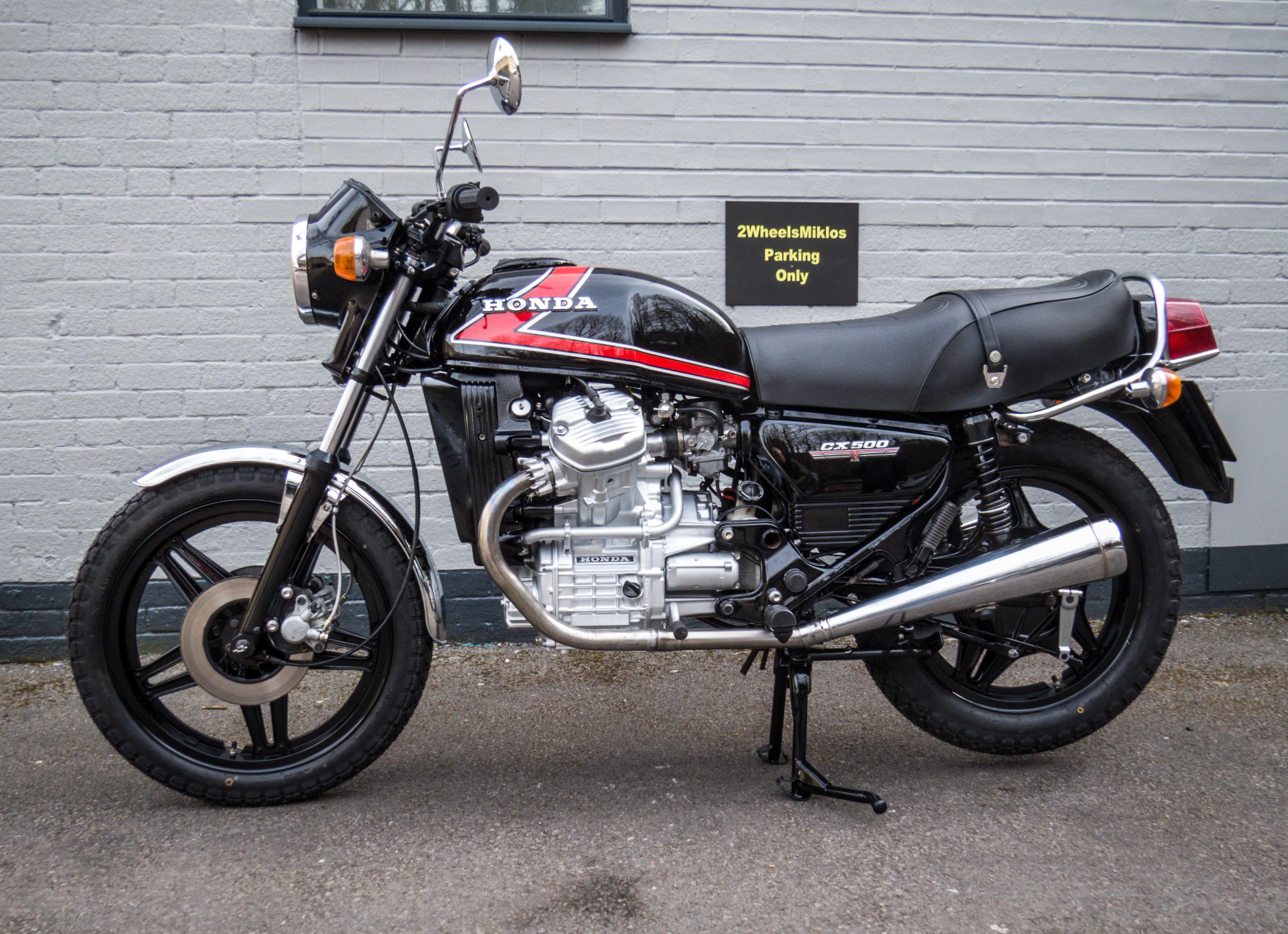 Honda 1981 CX500