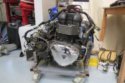 Bonneville engine