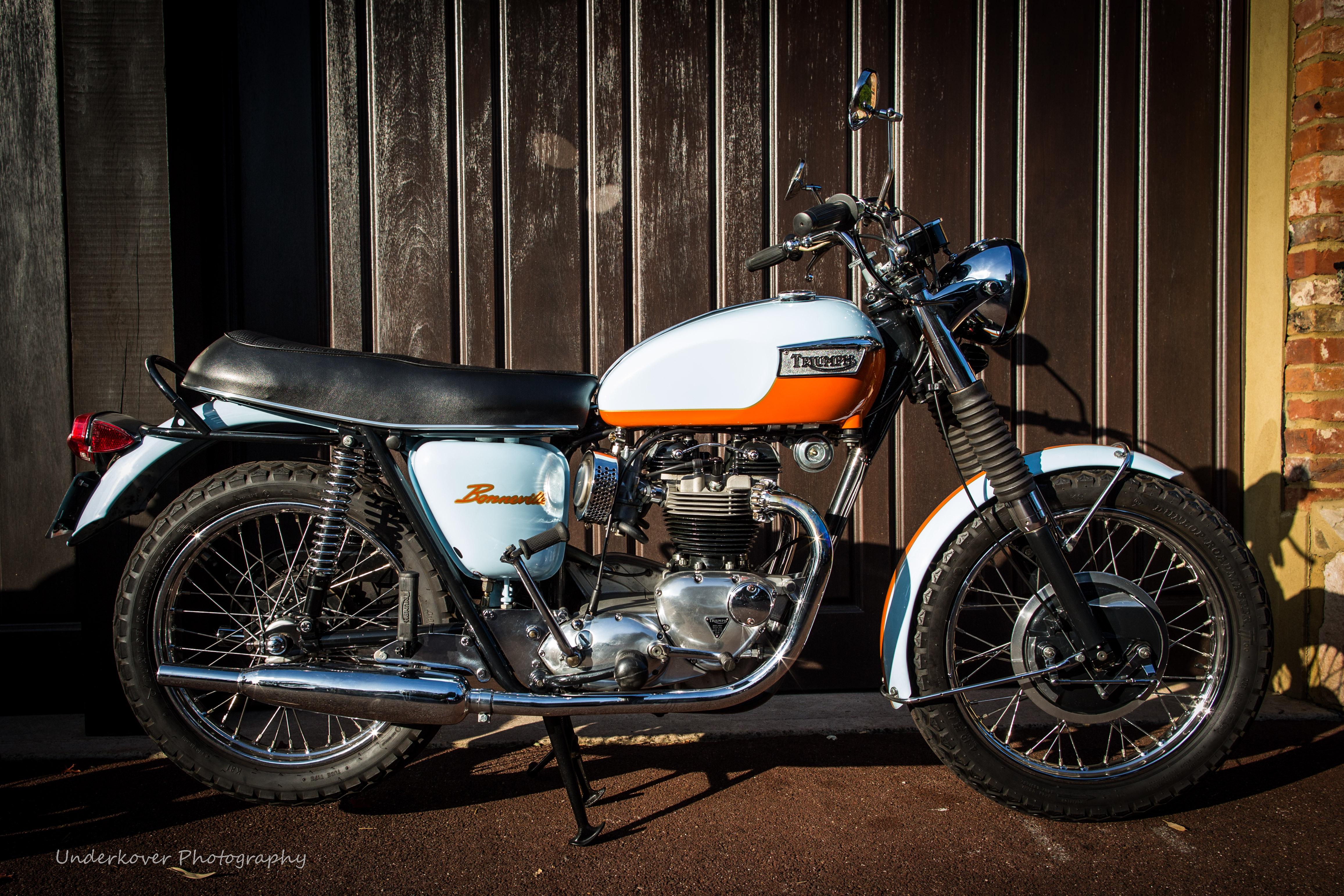 1970 Triumph T120R Boneville