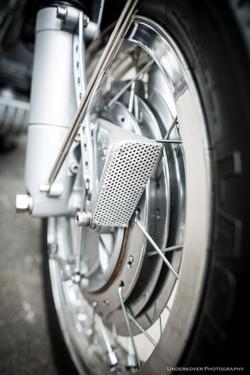 Münch Mammoth 1200 brakes