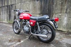 Moto Morini 3 ½ Strada