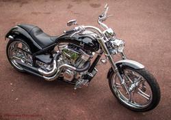 Viper Diamondback Motorbike