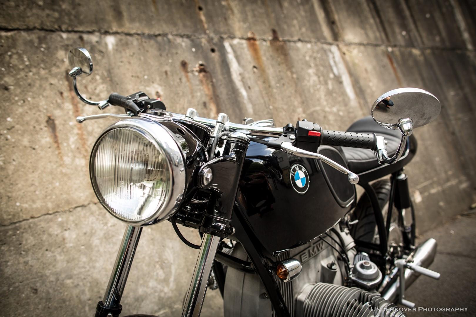 1980 BMW R80