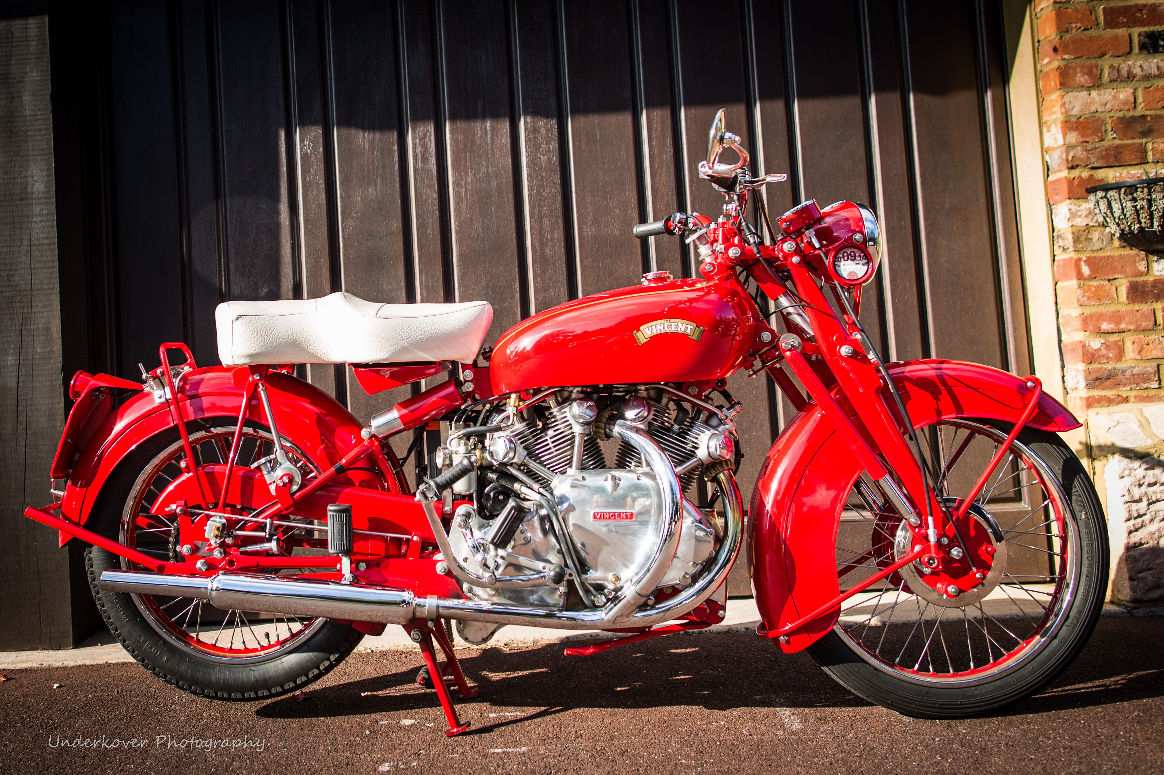 1949 Vincent Series C Rapide