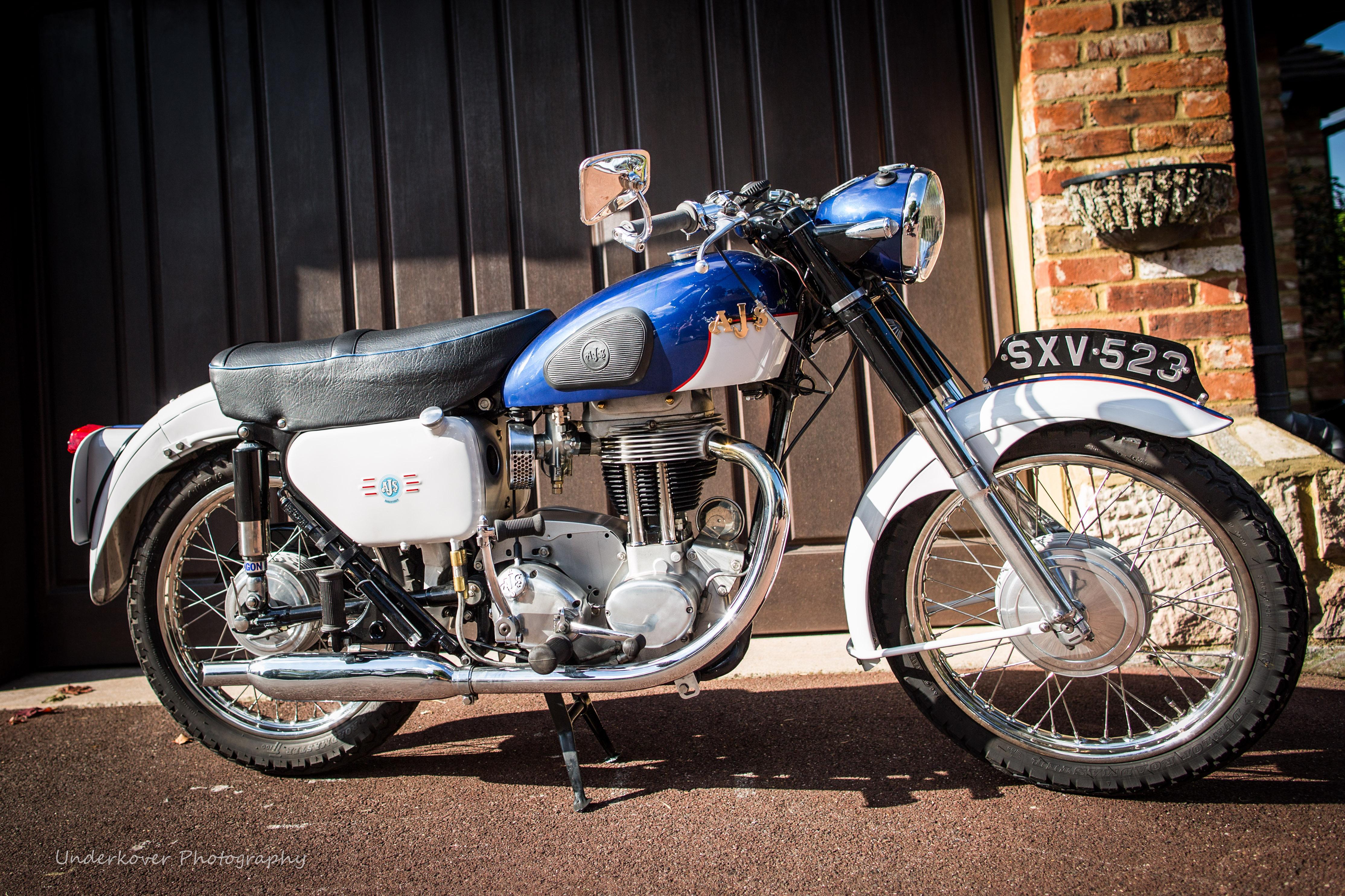 1958 AJS Model 18