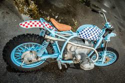 Dakar Street Scrambler