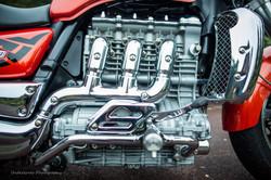 Triumph Rocket III Engine