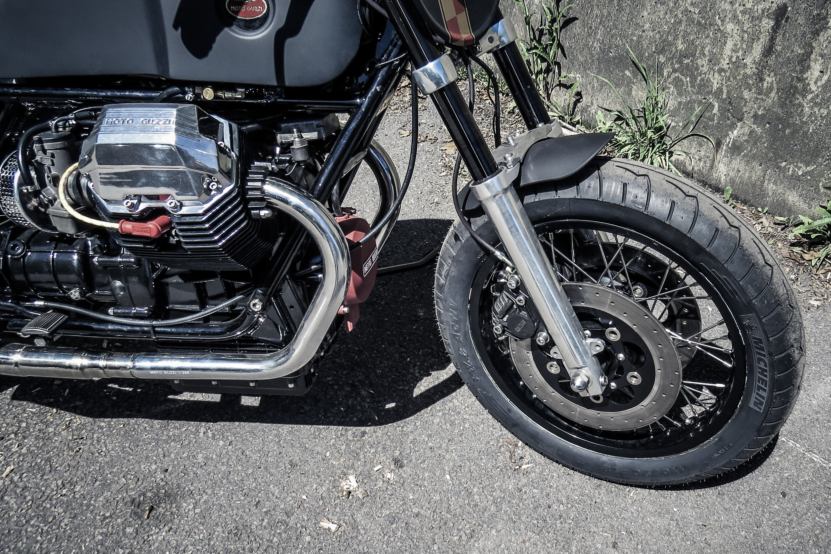 Moto Guzzi California Custom