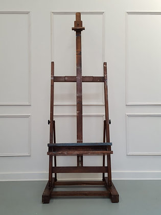 Fantastic French Artist Easel C1950