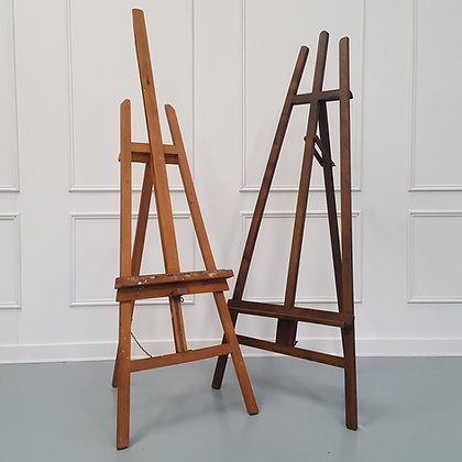 French Artist Easel made in c1950