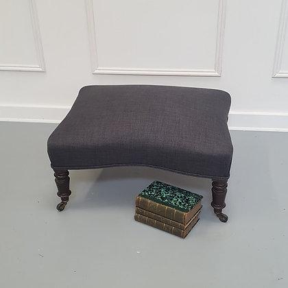 Large Victorian Footstool C1880