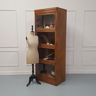 Dudley and Co Shop Haberdashery Cabinet c1930